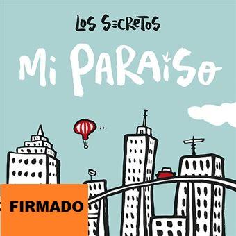 MI PARAISO -VINILO +CD FIRMADO-