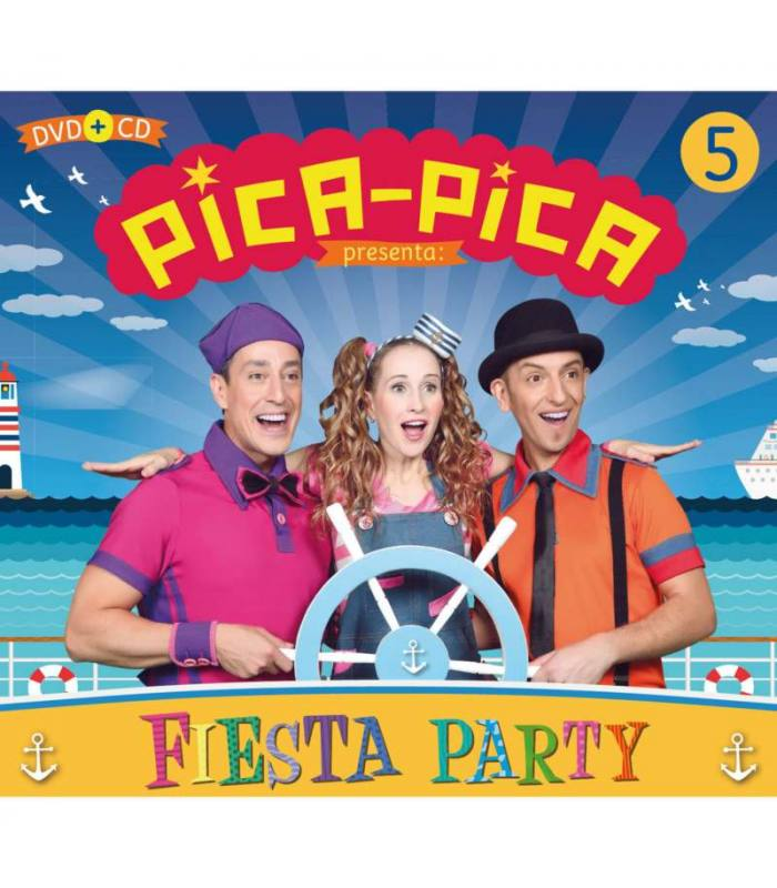 PICA PIVA FIESTA PARTY -CD + DVD-
