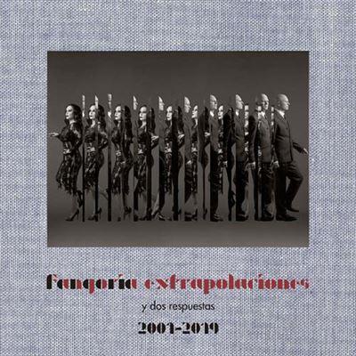 EXTRAPOLACIONES Y 2 RESPUESTAS -VINILO + CD-