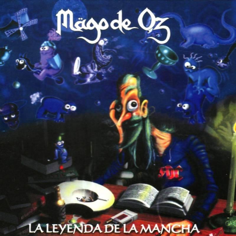 LA LEYENDA DE LA MANCHA -2 VINILO-