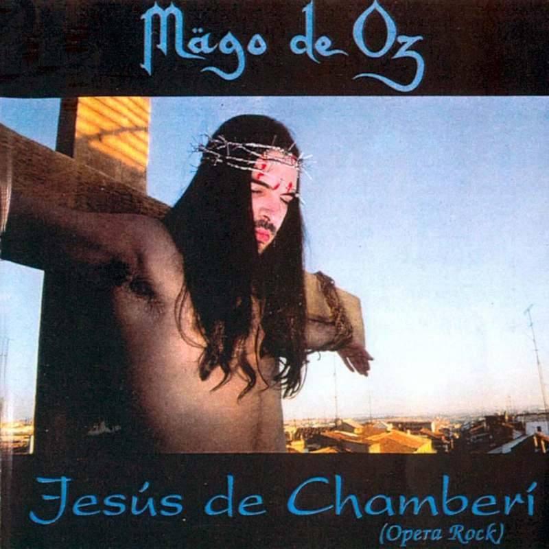 JESUS DE CHAMBERI -VINILO-