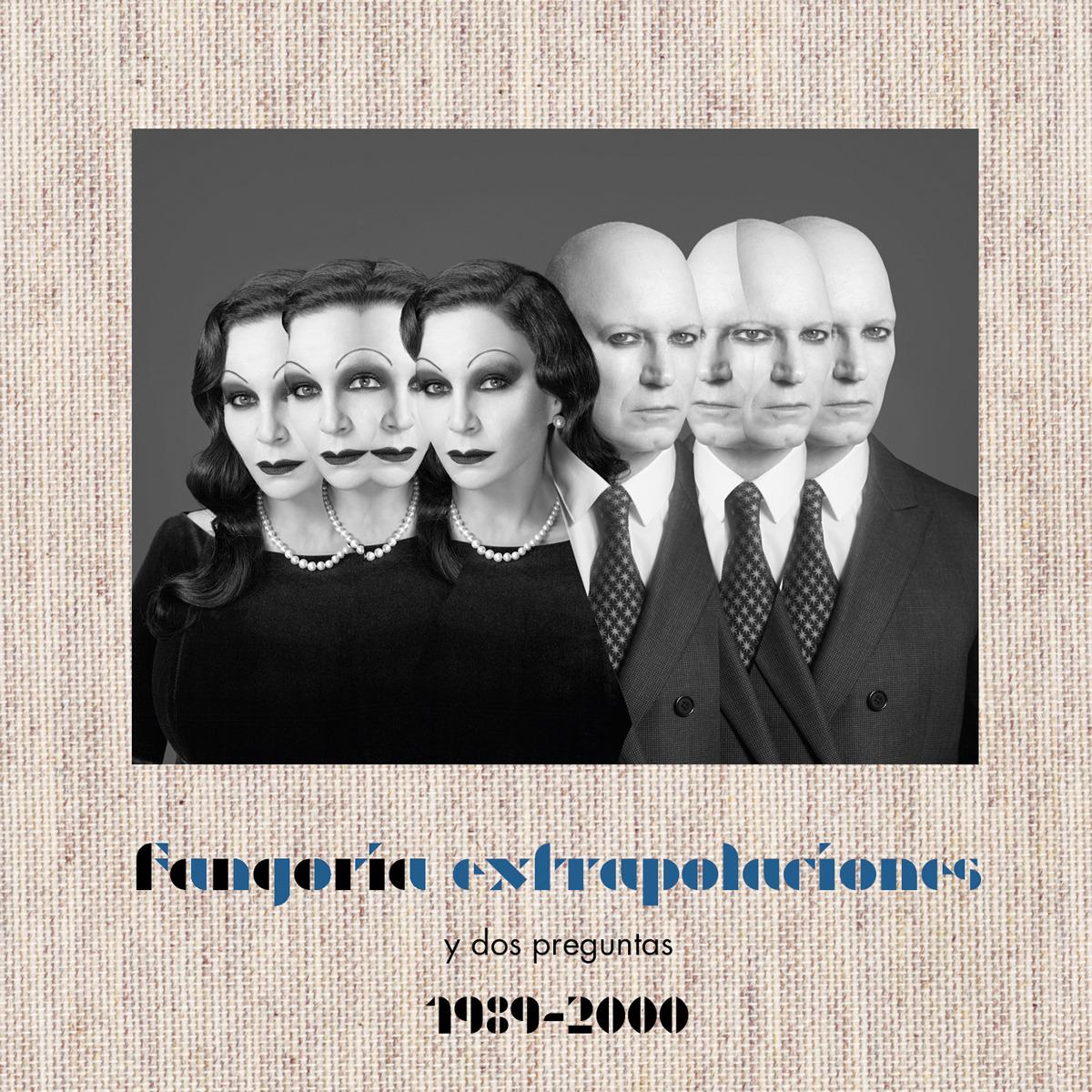 EXTRAPOLACIONES Y DOS PREGUNTAS 1989 2000 -2VINILO + CD-