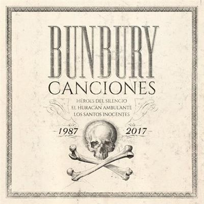 CANCIONES 1987 2017 -DLX PICTURE 7´´ + 8LP + 4CD + LIBRO-