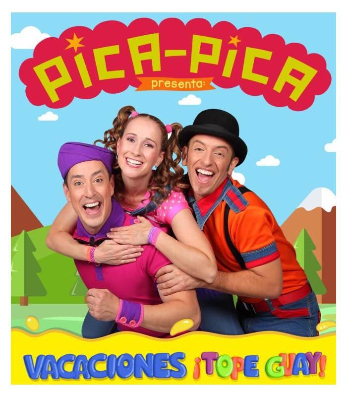 VACACIONES TOPE GUAY -CD + DVD-