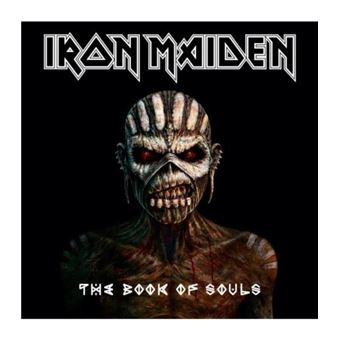 THE BOOK OF SOULS -DIGIPACK REMASTERED 2015-