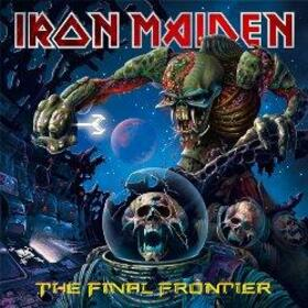 THE FINAL FRONTIER -REMASTER DIGIPACK-