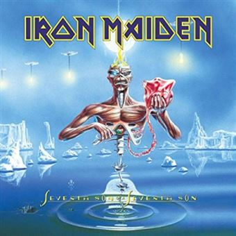 SEVENTH SON OF A SEVEN SON -DIGIPACK REMASTERED-