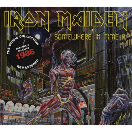SOMEWHERE IN TIME -REMASTER DIGIPACK-