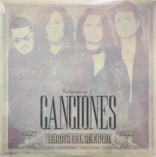 CANCIONES 1987 1996 HEROES DEL SILENCIO -2 VINILO-