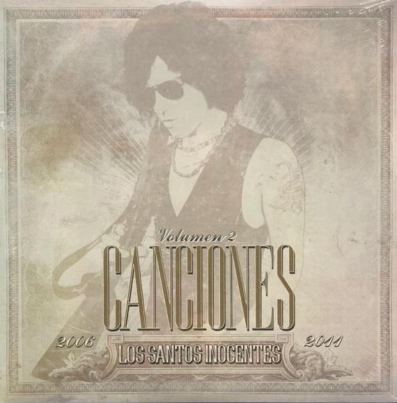 CANCIONES 2006 2011 LOS SANTOS INOCENTES -2 VINLO-