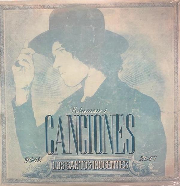 CANCIONES 2012 2017 LOS SANTOS INOCENTES -2 VINILO-
