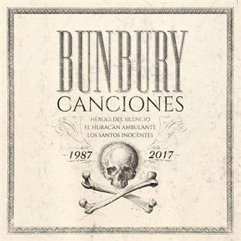 CANCIONES 1987 2017 -DELUXE 8 VINYL + 4 CD + LIBRO-