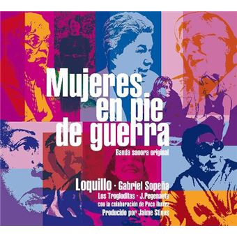 MUJERES EN PIE DE GUERRA (CD+DVD)