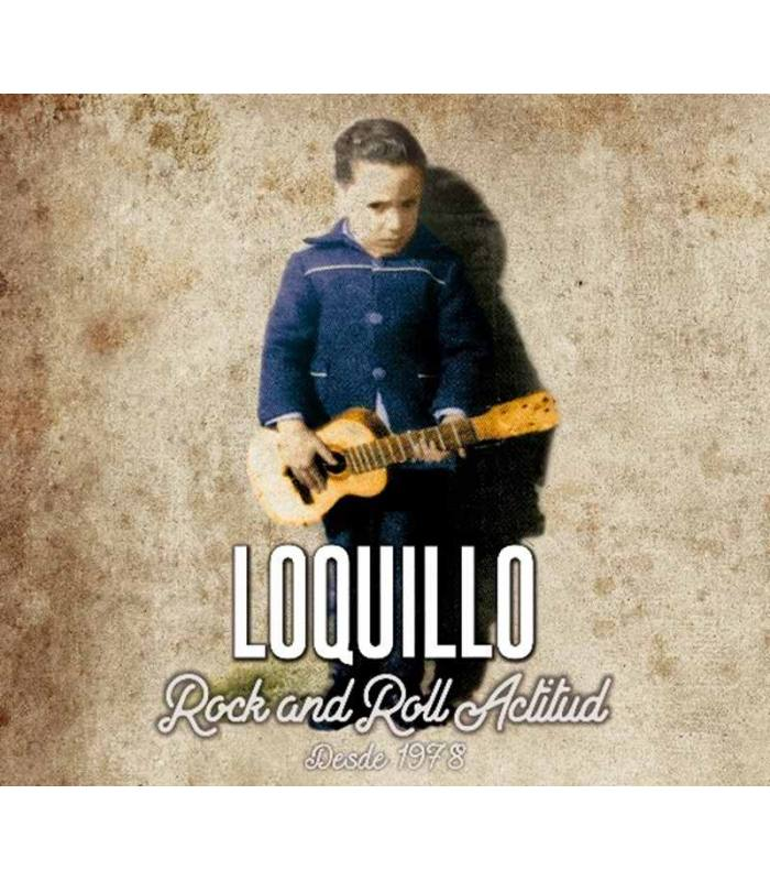 40 AÑOS DE ROCK AND ROLL ACTITUD -3CD-