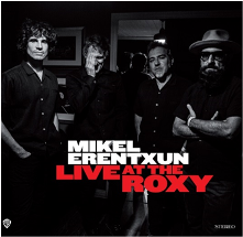 LIVE AT THE ROXY -VINILO + CD RSD 2018-