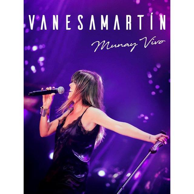 MUNAY VIVO -3CD + DVD **CD2 10 TRACKS SIN HABITO DE TI-