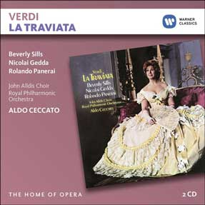 LA TRAVIATA - 2CD