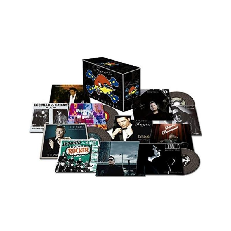 DISCOGRAFIA COMPLETA -11CD BOX-