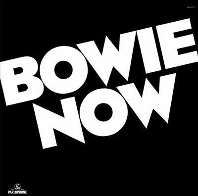 BOWIE NOW -WHITE VINYL RSD 2018-