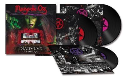DIABULUS IN OPERA  -3LP +2CD +DVD-