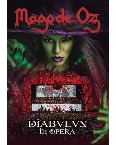 DIABULUS IN OPERA -2CD +DVD-