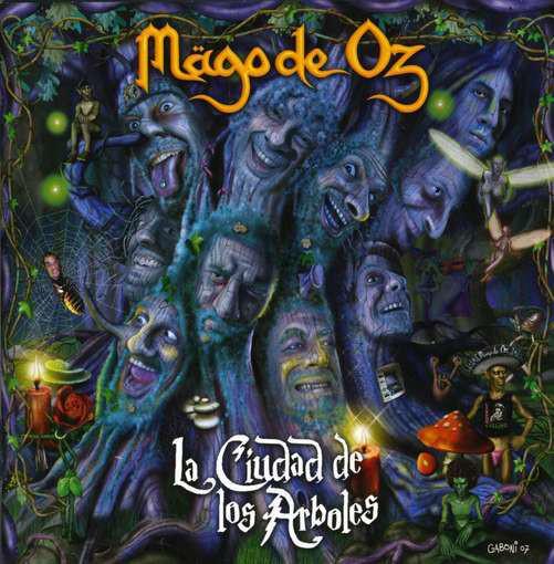 LA CIUDAD DE LOS ARBOLES -VINILO + CD-