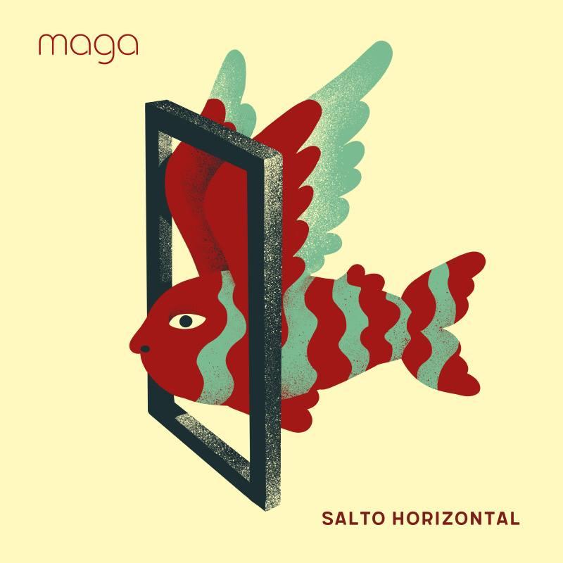 SALTO HORIZONTAL -VINILO + CD RSD 2017-