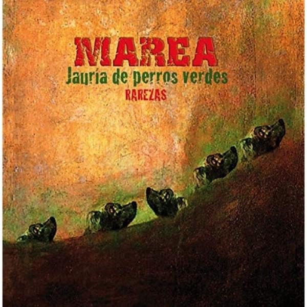 JAURIA DE PERROS VERDES RAREZAS -VINILO + CD-