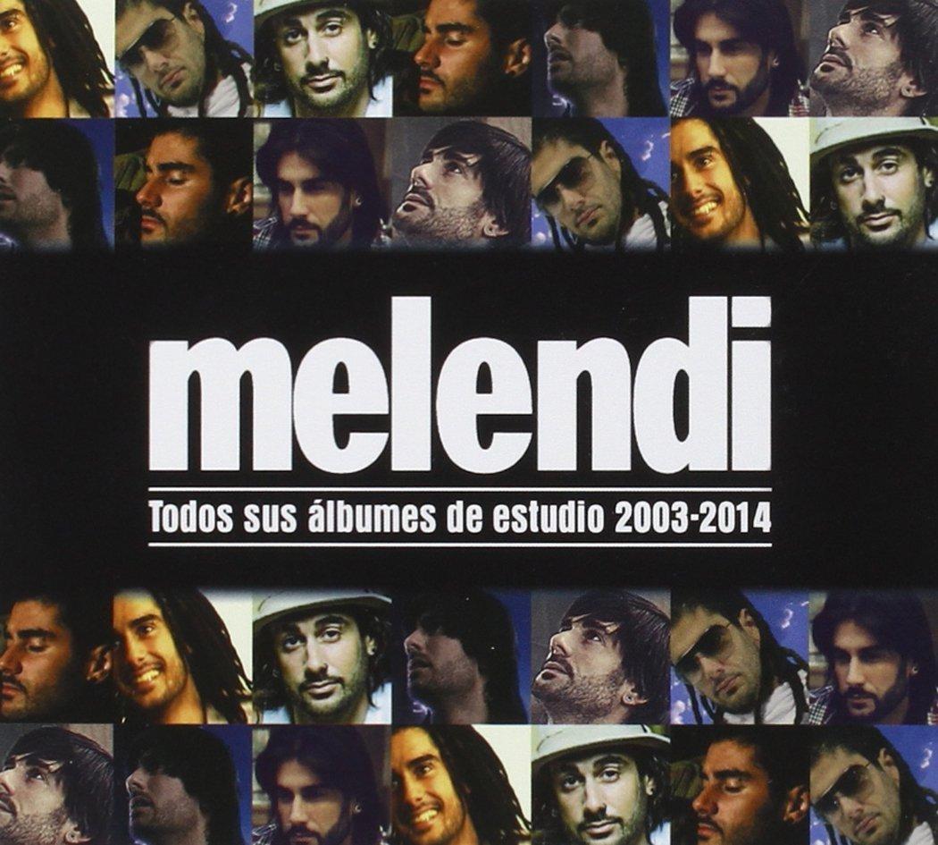 TODOS SUS ALBUMS DE ESTUDIO 2003-2014 -7CD BOX-