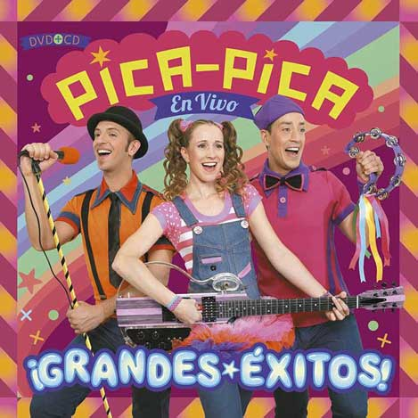 PICA PICA EN VIVO -CD + DVD-