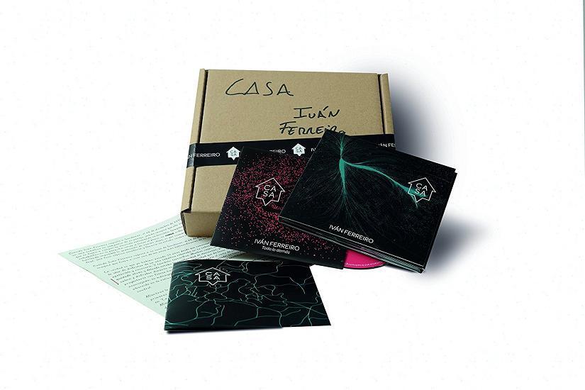 CASA -DELUXE BOX 2CD-