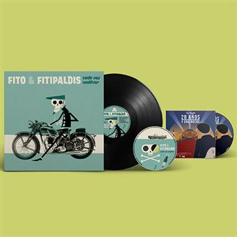 CADA VEZ CADAVER -LTD VINILO +CD +DVD-