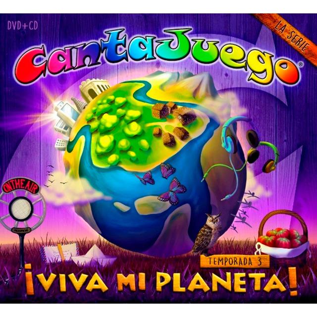 ¡VIVA MI PLANETA 3! (DVD+CD)