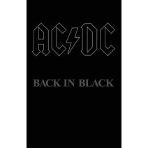 BACK IN BLACK -MC RSD 2018-