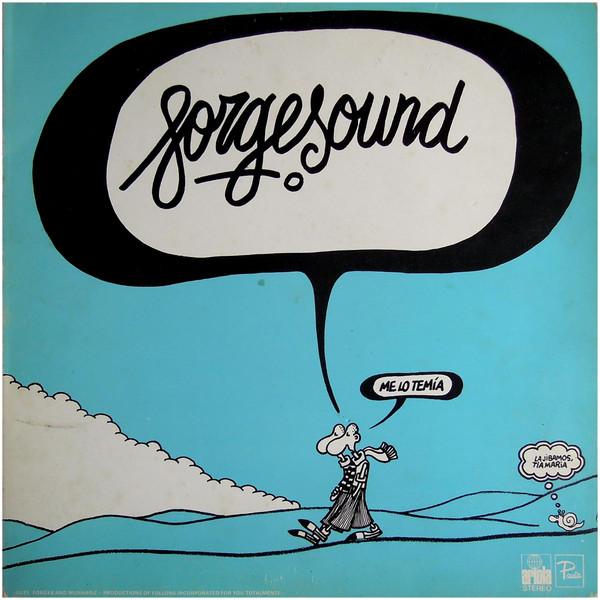 FORGESOUND (1976) -VINILO-