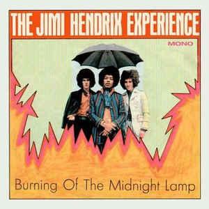 BURNING OF THE MIDNIGHT LAMP -BF 2018 7´´ VINYL-