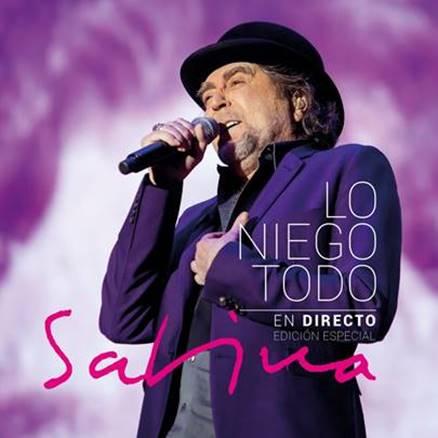 LO NIEGO TODO EN DIRECTO -LTD 2CD + DVD-