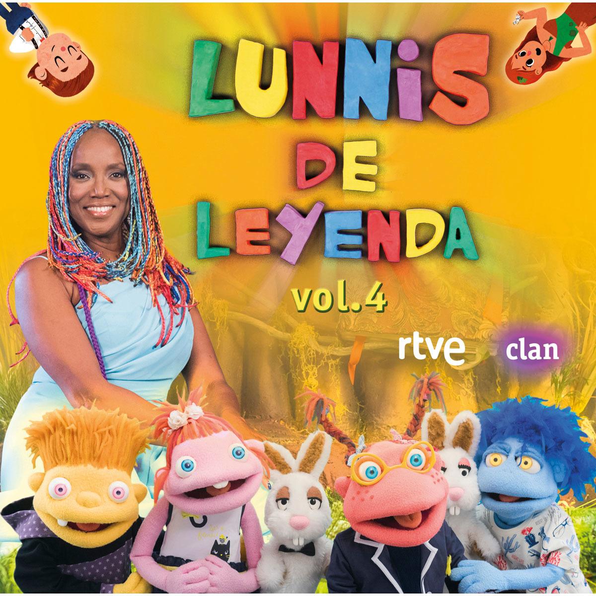 LUNNIS DE LEYENDA VOL 4