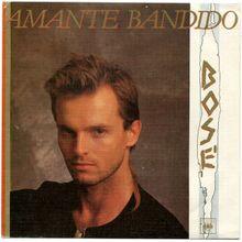 AMANTE BANDIDO -7´´ VINILO RSD 2019-