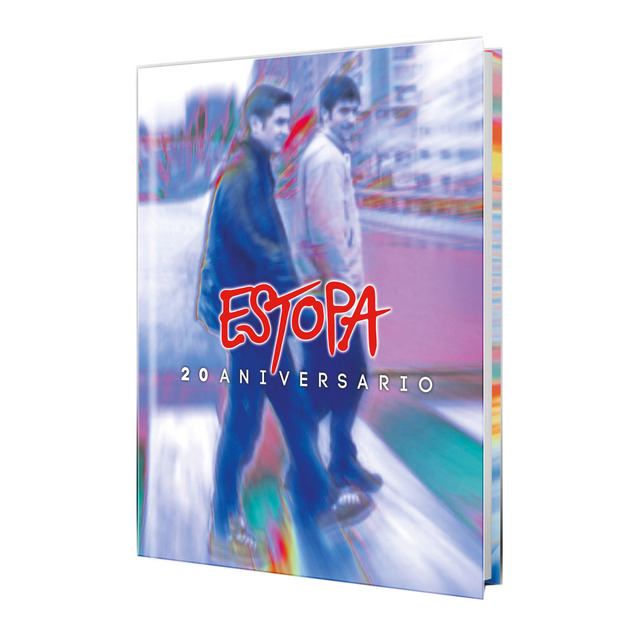 ESTOPA -20 ANIVERSARIO 2CD + DVD-