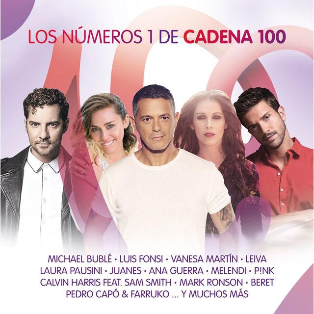 LOS NUMERO 1 DE CADENA 100