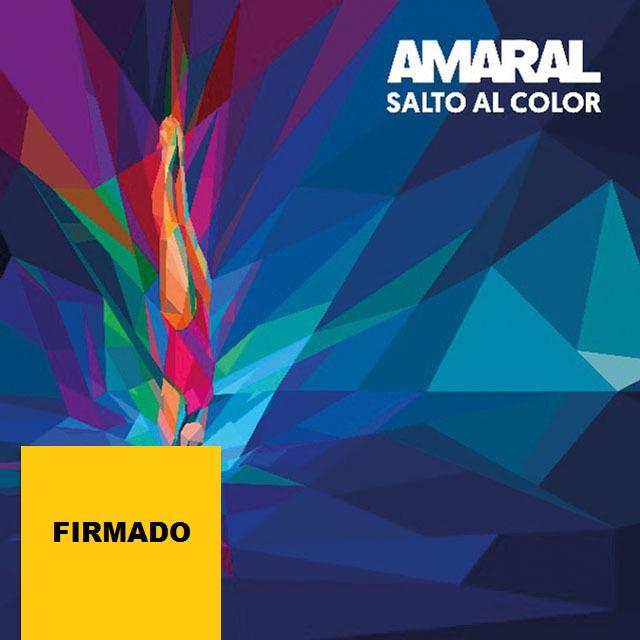 SALTO AL COLOR -FIRMADO-