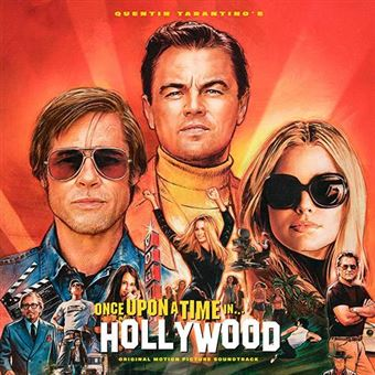 ONCE UPON A TIME IN HOLLYWOOD -VINILO-