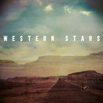 WESTERN STARS / THE WAYFARER -VINILO 7´´ BF 2019-
