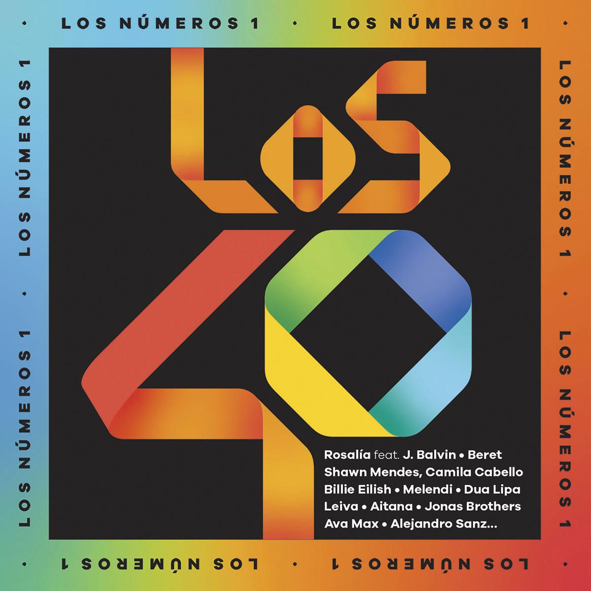 LOS NUMEROS 1 LOS 40 2019