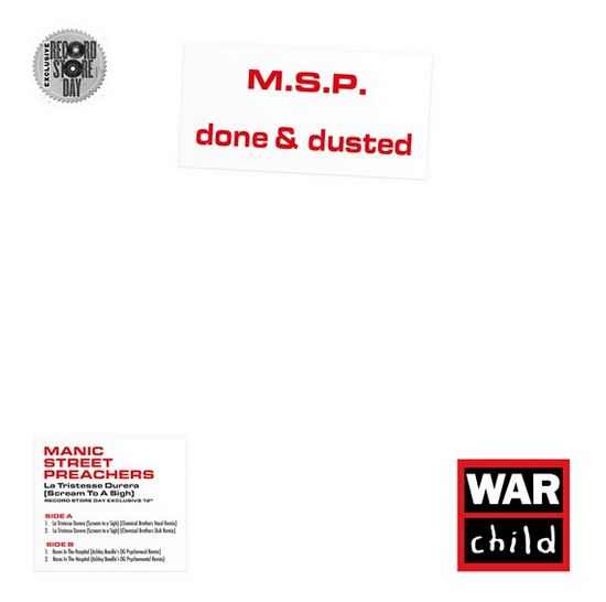 DONE & DUSTED -VINILO RSD 2020-