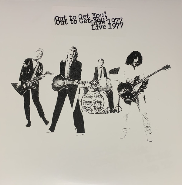 OUT TO GET YOU! LIVE 1977 -VINILO RSD 2021-