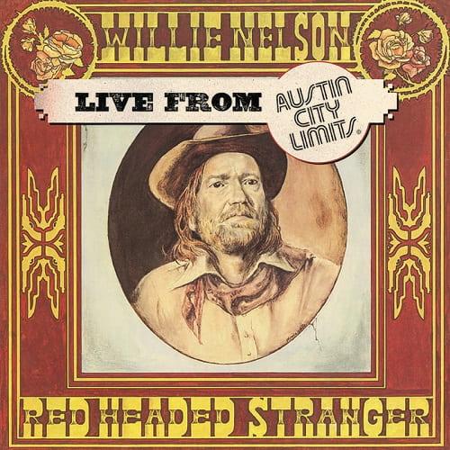 RED HEADED STRANGER LIVE AUSTIN -VINILO BF RSD 2020-