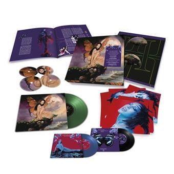 MINAGE -LTD 20 ANIVERSARIO 5CD +VINILO +DVD +2 VINILO 7´´ +LIBRO +LAMINAS-