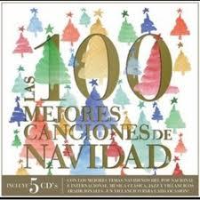 LAS 100 MEJORES CANCIONES DE NAVIDAD -5CD-